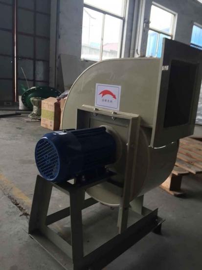LYLF 4-72型塑料离心通风机